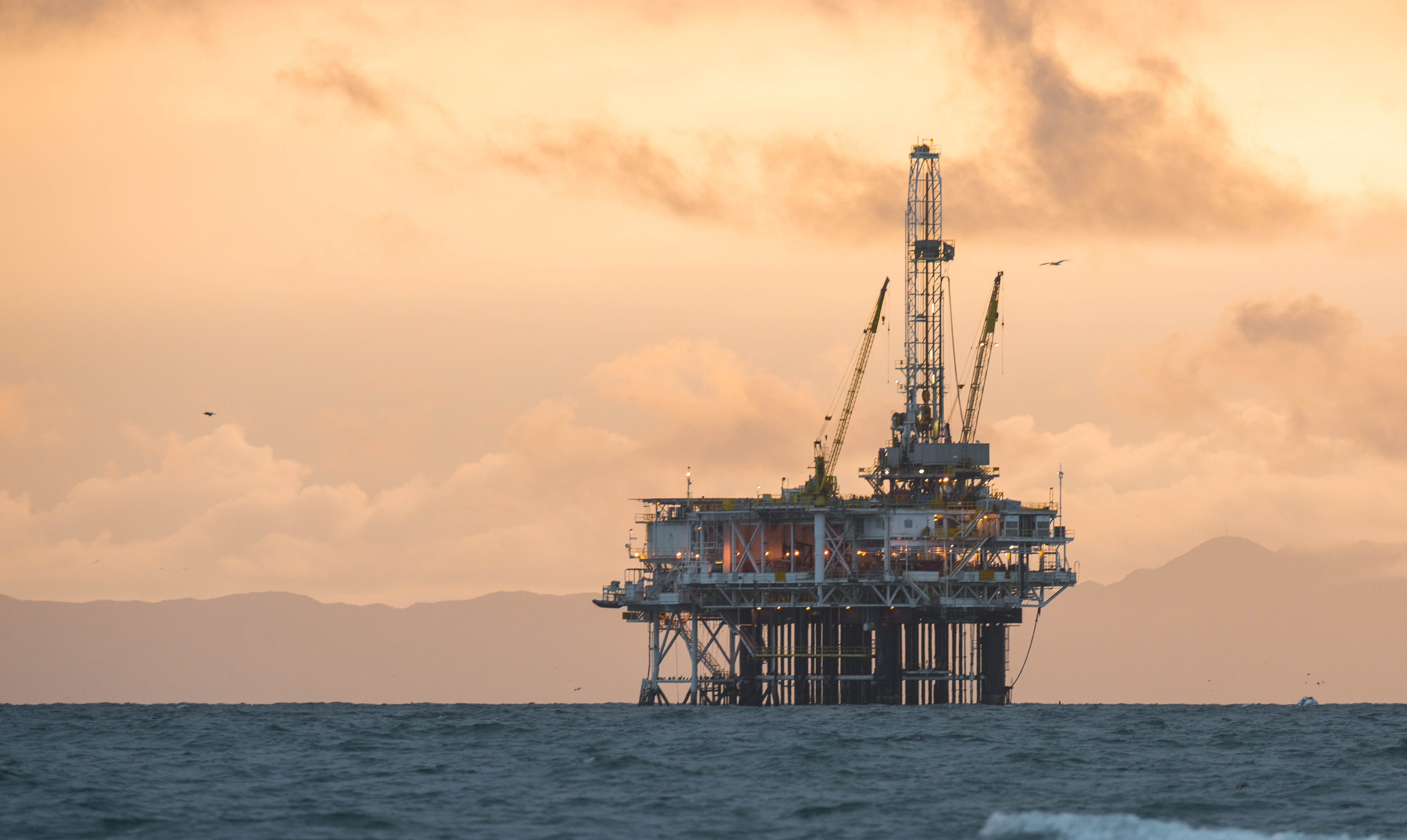 Offshore oil and gas fields could be re-filled with captured carbon.